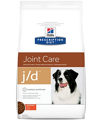 Сухой корм Hills (Хилс) Prescription Diet Canine j/d Joint Care для собак с артритом и болями в суставах 12 кг