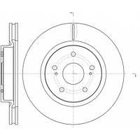 Тормозной диск передний SUZUKI GRAND VITARA II (JT)(2005.04-Выпускается),6121210