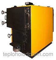 Твердотопливный жаротрубный котел на дровах Kronas Prom 600 кВт