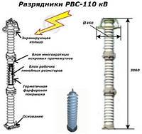 Разрядник РВС-110