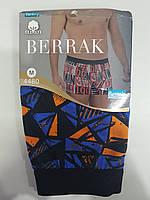 Трусы мужские боксеры цветные треугольники Berrak