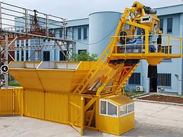 Бетонный завод компактного типа HWK C-60 HawkPlant