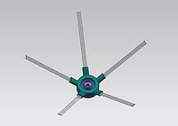 MAMIBOT Щетка Mamibot Side Brush для Mamibot EXVAC660, комплект 2 шт.