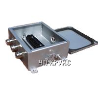 Коробки с наборными зажимами КЗНС 08, КЗНС 16 IP65