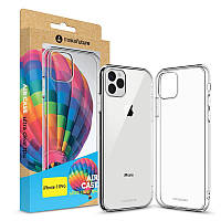 MakeFuture Чехол-накладка Air для Apple iPhone 11 Pro Clear (MCA-AI11P)