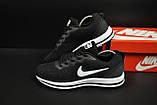 Кроссовки Nike Sport Zoom арт 20762 (мужские, черные, найк), фото 2