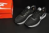Кроссовки Nike Sport Zoom арт 20762 (мужские, черные, найк), фото 5