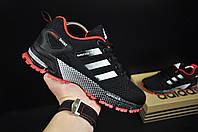 Кроссовки Adidas Marathon TR 26 арт 20755 (черные, адидас)