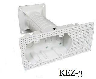 Коробка электромонтажная KOPOS KEZ-3