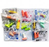 BIG MIX-пакет из 12-ти пар (!!!) различных видов берушей.