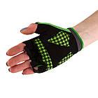 Перчатки велосипедные без пальцев 5284 B Зелені M, фото 6