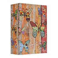 Книга-сейф (18см) Бабочки, фото 1