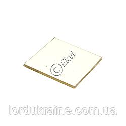 Плафон 75х75х5 для печей GGF