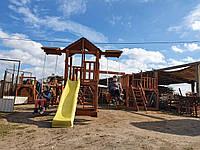 Игровая площадка для детей, детский игровой комплекс п14, ДЕТСКАЯ игровая площадка