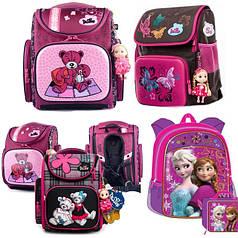 Школьные и дошкольные рюкзаки