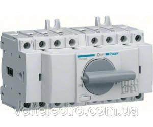 Переключатель трёхпозиционный модульный I-0-II до 35мм2, 4п 80А