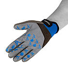 Велоперчатки без пальцев Сині M, фото 5