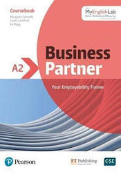 Business Partner A2 Coursebook and MyEnglishLab