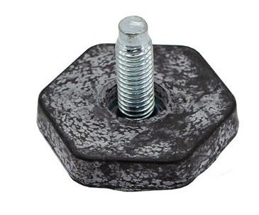 Ніжка пральної машини Ariston, Indesit м8 (Н 32.5 мм)