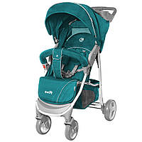 Детская прогулочная коляска Babycare Swift (зеленая)