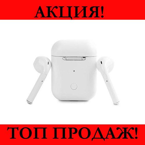 Беспроводные сенсорные Bluetooth наушники i15!Хит цена