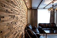 Деревянная плитка для стен