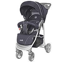 Детская прогулочная коляска Babycare Swift (серая)