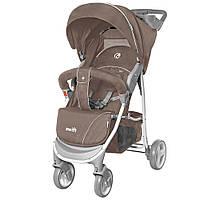 Детская прогулочная коляска Babycare Swift (бежевая)