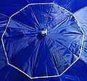 Зонт садовый торговый  Sansan Umbrella 018W  3,2 метра, фото 3