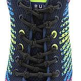 Шнурки для обуви с узелками эластичные с металлическими фиксаторами концов шнурка VOLRO (vol-504), фото 6