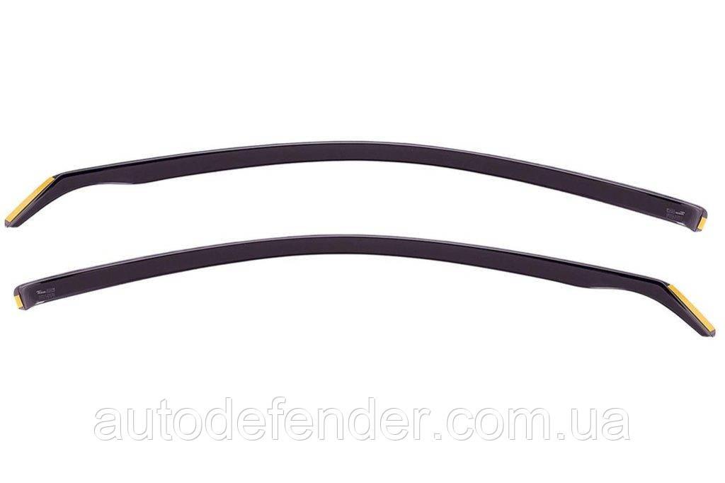 Дефлекторы окон (вставные!) ветровики Audi A3 (8P) 2003-2012 3D 2шт. HEKO, 10215