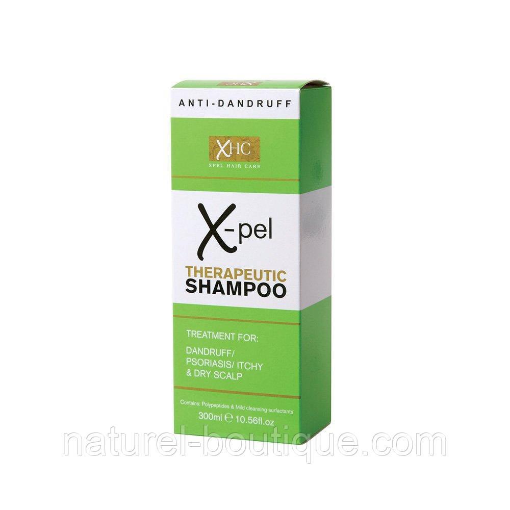 Шампунь против перхоти, псориаза и зуда  Therapeutic Shampoo 300мл