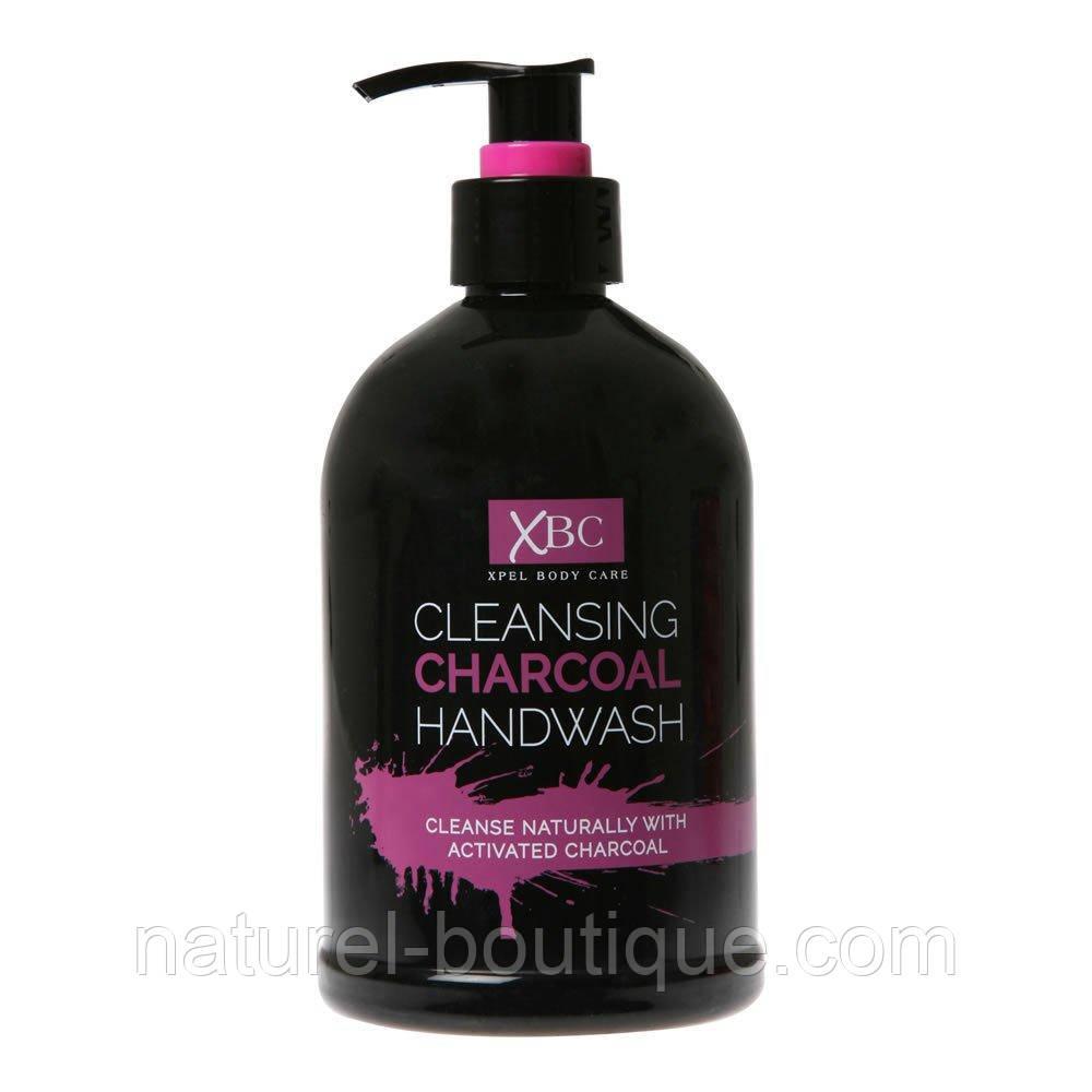 Мыло для рук Charcoal Handwash с активированным  углем 500мл