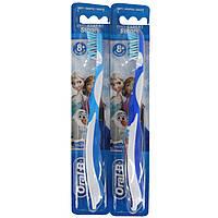 Щетка зубная детская Disney Frozen Oral-B 923 !!!