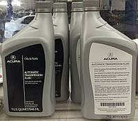 Масло трансмиссионное синтетическое  ACURA ATF DW-1 (0.946L) 082009008A