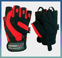 Перчатки спортивные для занятий в зале, на турнике, фитнесом, бодидилдингом, перчатки атлетические M