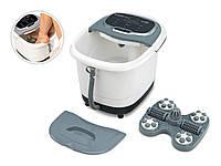 Массажная ванночка для ног 2в1 Wellneo