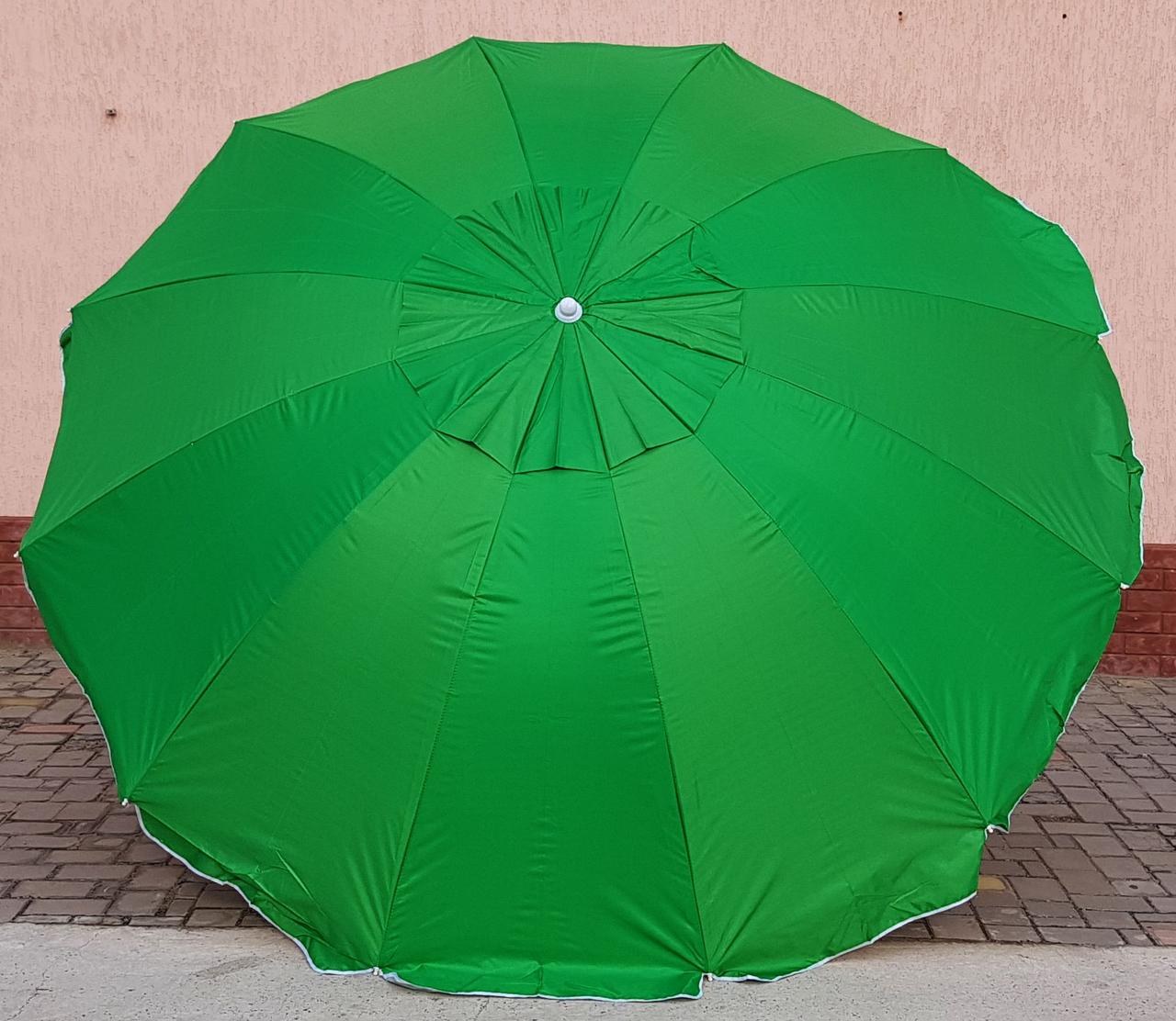 Зонт садовый торговый  Sansan Umbrella 005W. 2,8 метра
