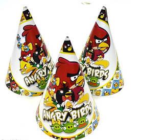 """Ковпак святковий """"Злі Пташки"""", Колпак """"Angry Birds"""""""