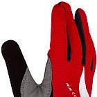 Велоперчатки без пальцев Червоні L, фото 7