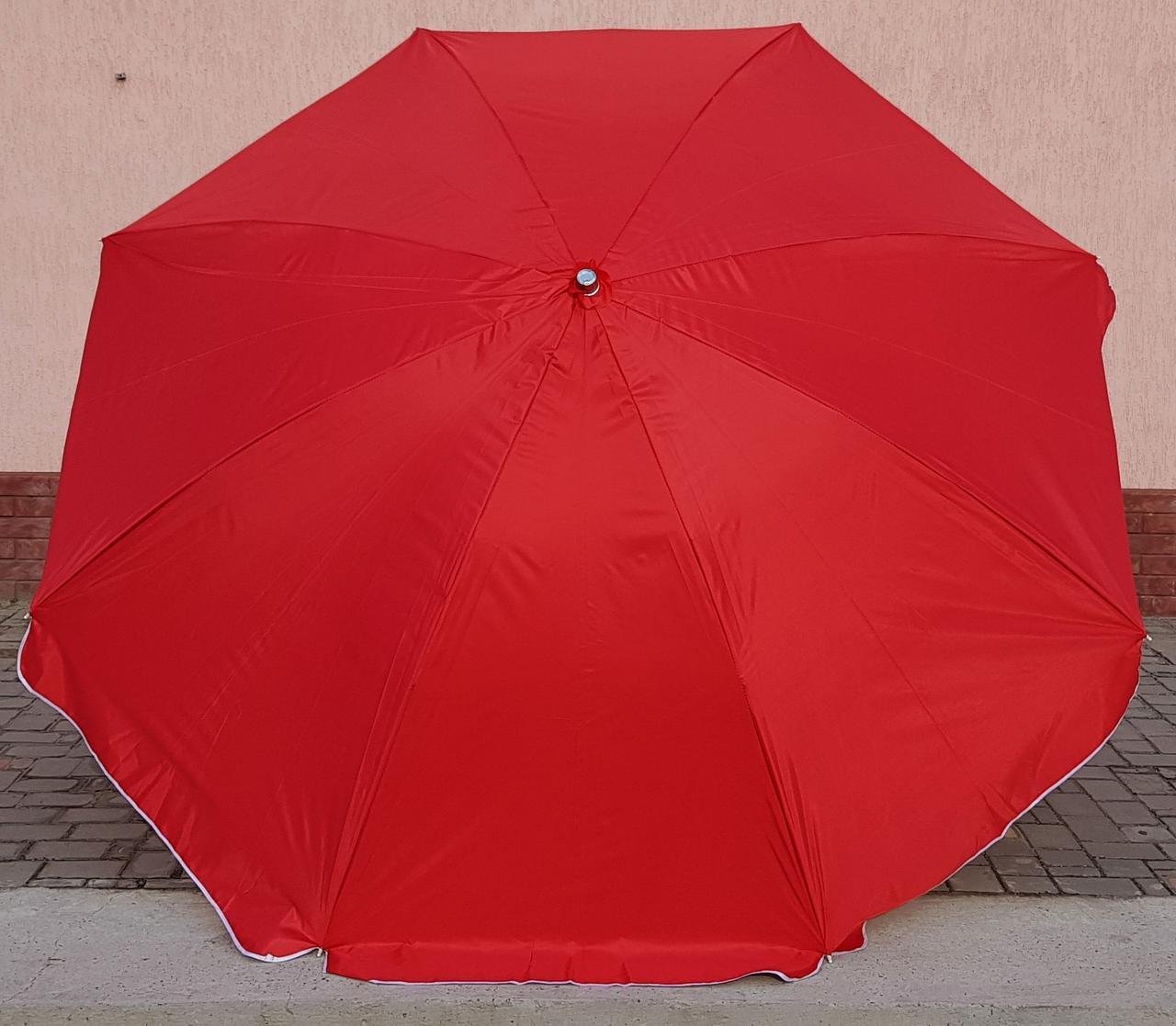 Зонт садовый торговый Sansan Umbrella 104  2,4 метра