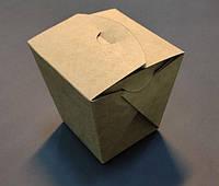 Коробка WOK 750 мл, 98х98х104 мм/100 шт