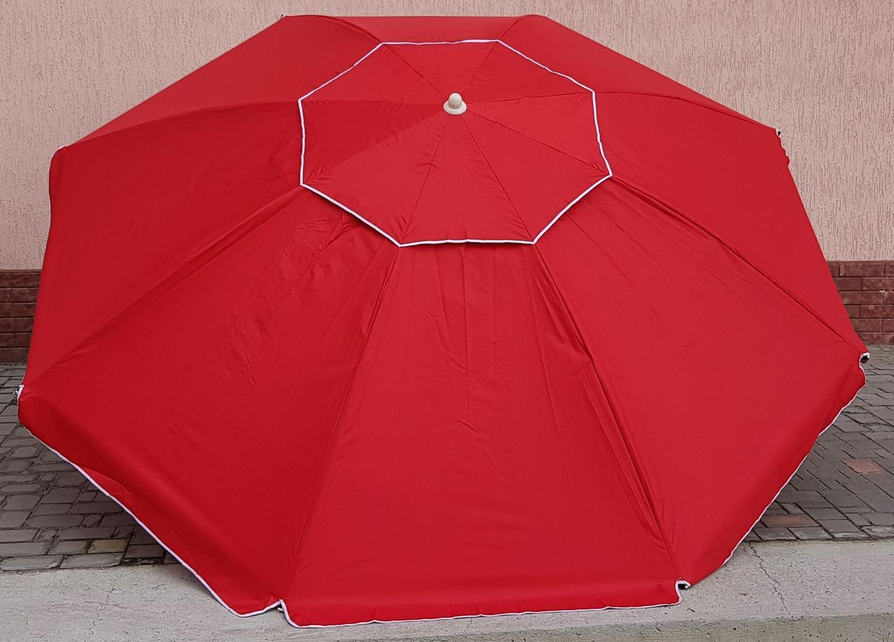 Зонт садовый торговый  Sansan Umbrella 011F  3 метра