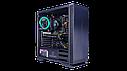"Игровой компьютер KIEV-IT™ ""Medium Well"" Ryzen 5 1600   B450   GTX 1070   DDR4 8GB   SSD 240GB   1TB, фото 5"