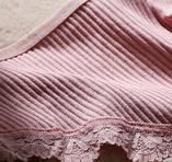 Женские трусы XL (48 размер) - 3шт. 95% cotton, 5% elastan, фото 5