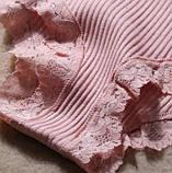 Женские трусы XL (48 размер) - 3шт. 95% cotton, 5% elastan, фото 3