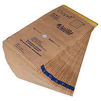 Крафт-пакеты для стерилизации 100х200 мм, самоклеящиеся, уп. 100 шт