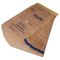 Крафт-пакеты для стерилизации 100х200 мм, самоклеящиеся, уп. 10 шт