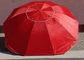 Зонт садовый торговый  Sansan Umbrella 064W  2,4 метра