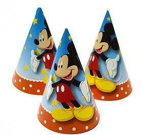 """Ковпак святковий """"Міккі Маус"""", Колпак """"Микки Маус"""""""